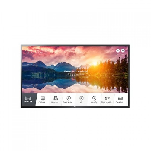 LG 50US662H, 127cm ( 50'' ), Ultra HD, DVB-T2/C/S2, Hotel TV, Smart TV