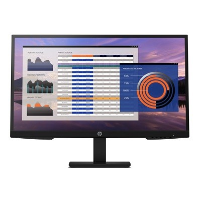 HP P27h G4, LCD 27'', IPS, Full HD, DP, HDMI, 60Hz