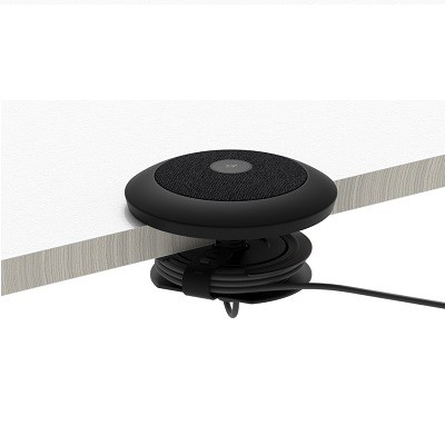 Logitech Rally Mic Pod Table Mount