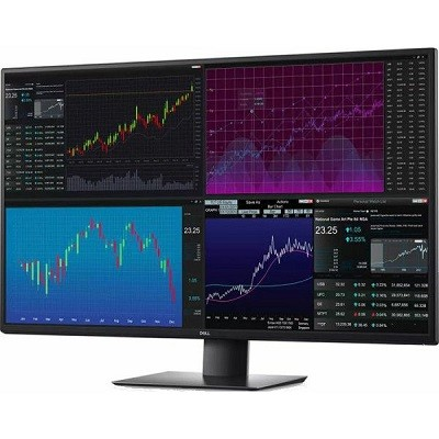 Dell E-series E2420H, LED 24˝, IPS, Full HD, DP, VGA, 60Hz