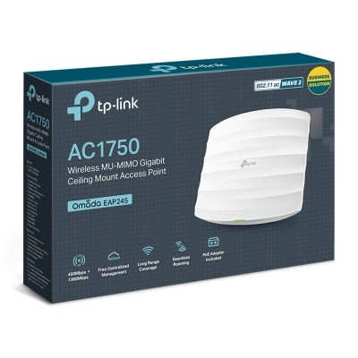 TP-Link AC1750 Wireless Dual Band Gbit Ceiling AP