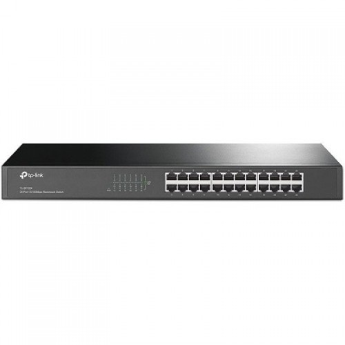 TP-LINK TL-SF1024, 24-port switch