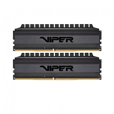 Patriot Viper Blackout DDR4, 32GB (2x16GB), 3200MHz, CL16