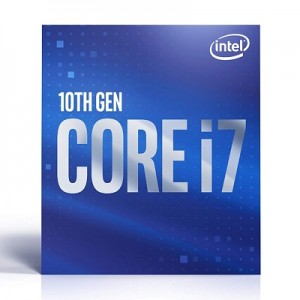 Intel Core i7-10700, 2.9GHz - 4.8GHz, 8C/16T, 16MB, LGA 1200