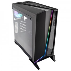 Corsair Carbide SPEC-OMEGA Tempered Glass RGB, crno sa staklom, bez napajanja