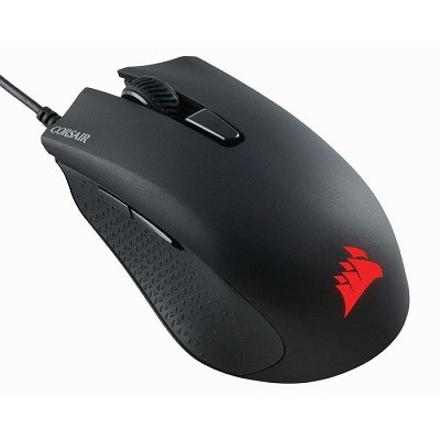 Corsair HARPOON RGB PRO žičani gaming miš, optički, crni