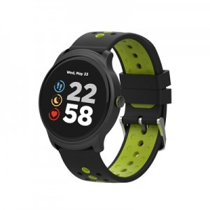 Canyon Oregano Smartwatch, SW-81, crno-zeleni