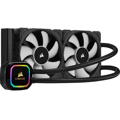 Corsair iCUE H100i RGB PRO XT, 240mm Radiator