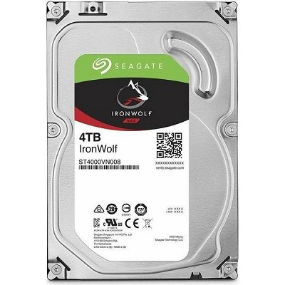 "Seagate Desktop Iron Wolf Guardian NAS, 3.5"", 4TB, 64MB, rpm 5900"