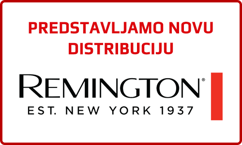 Nova distribucija - Remington!