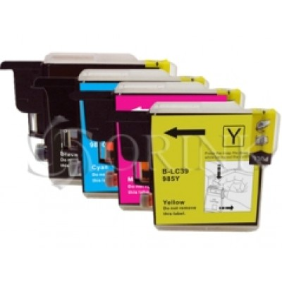 Orink tinta za Brother, LC-985/1100XL, magenta
