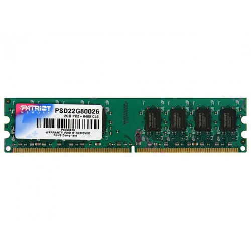 Patriot Signature DDR2  800Mhz, 2GB