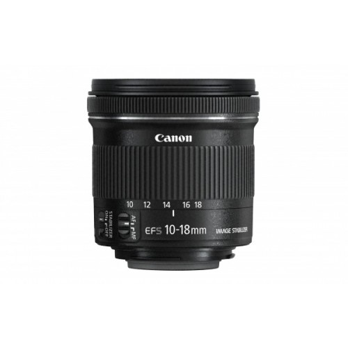 Canon EF-S 10-18mm f/4,5-5,6 IS STM