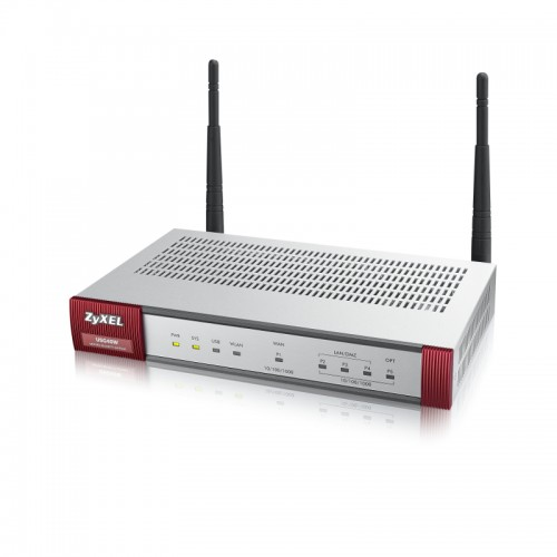 ZyXEL USG-40W security firewall 1W/3L, WiFi