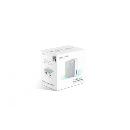 TP-Link TL-MR3020, 3G Wireless N router, 150Mbps