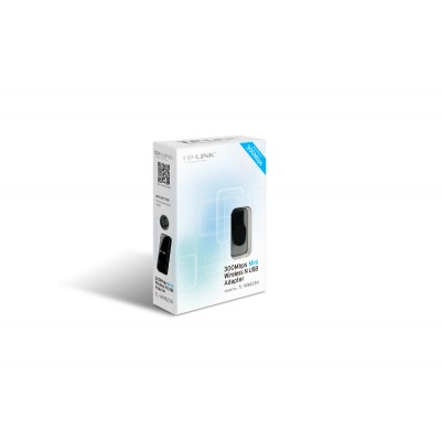 TP-Link TL-WN823N, WLAN mini USB adapter 300Mbps