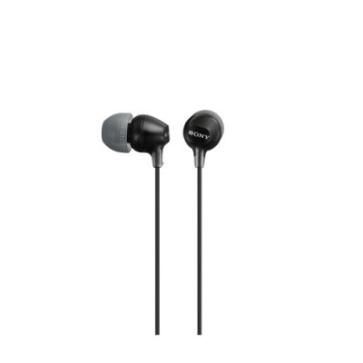 Sony EX15LPB slušalice in-ear 9 mm crne