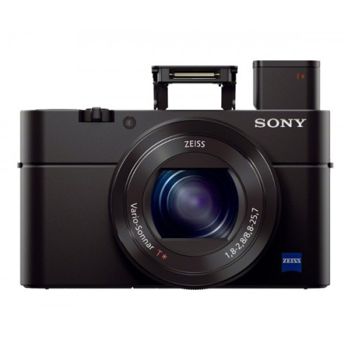 Sony RX100 M3, 20,1MP/2,9x zoom/LCD 3