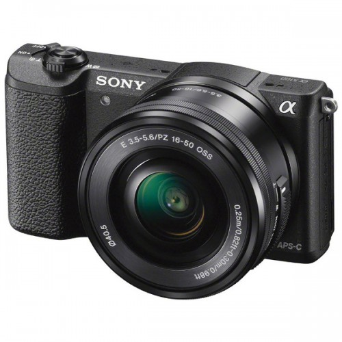 Sony ILCE-5100LB 24,3MP, 16-50mm kit , A..