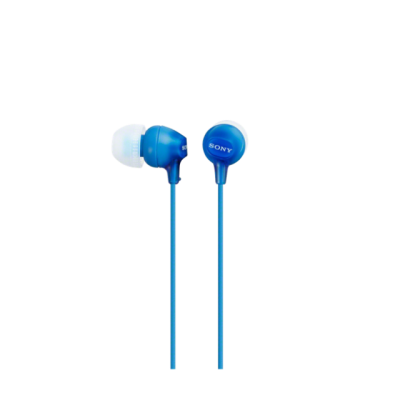 Sony EX15APLI slušalice in-ear 9 mm plave