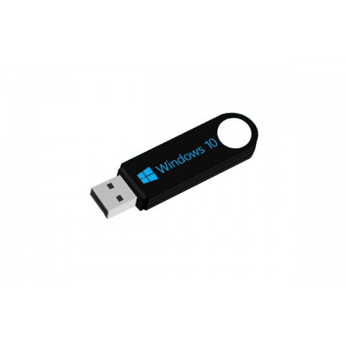 MS Windows 10 Pro 32/64b Eng Retail USB ..