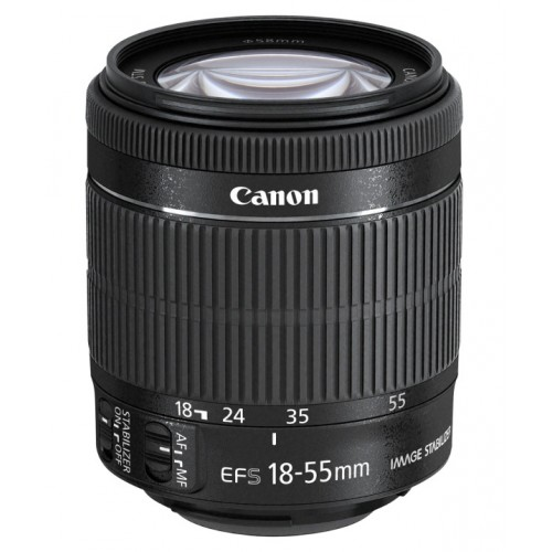Canon EF-S 18-55 mm 3.5-5.6 IS STM