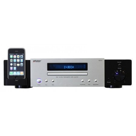 Advance Acoustic EZY-8 stereo receiver CD-iPOD-USB 2X80W