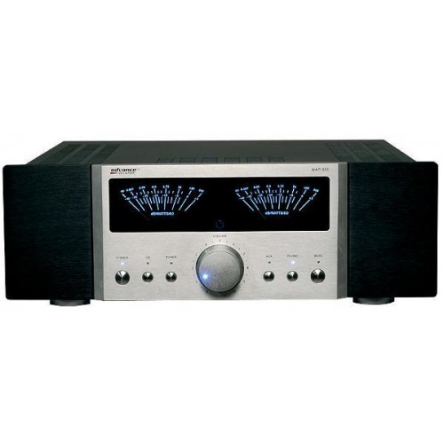 Advance Acoustic MAP-305DAII audiophile stereo poj..