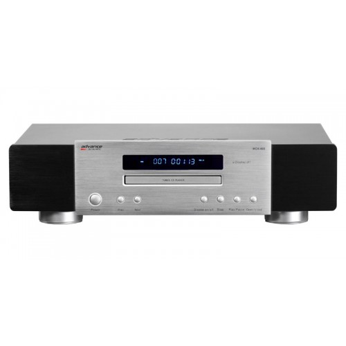 Advance Acoustic MCX-400 CD player with tube