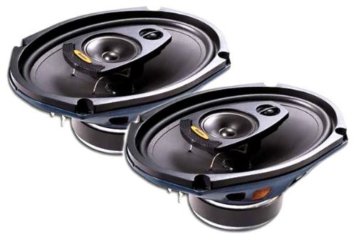 Boston Acoustics Car Audio FX9/3 oval speaker set