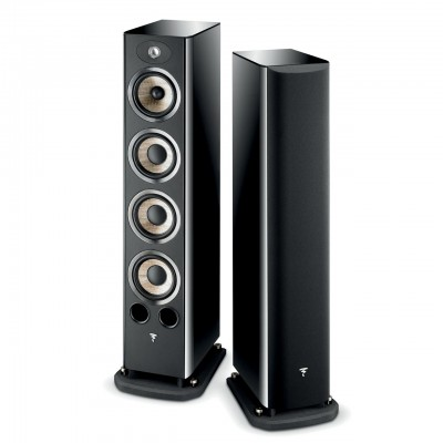 Focal Aria 936 black high gloss