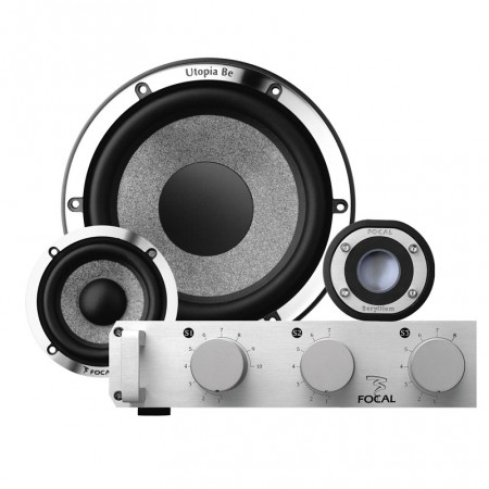 Focal car 6W3 BE – woofer (part of kit Utopia No7.)