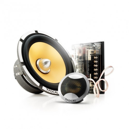 Focal car kit Elite K2 power 165KRX2 - akcija