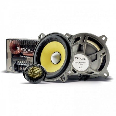 Focal car kit Elite K2 power ES100K (new generation)