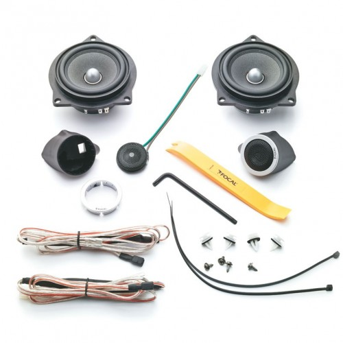Focal car kit ifBMW-s 2-way speaker