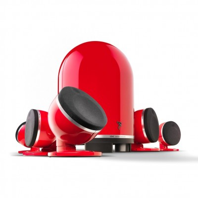 Focal Dome Pack 5.1 imperial red - akcija