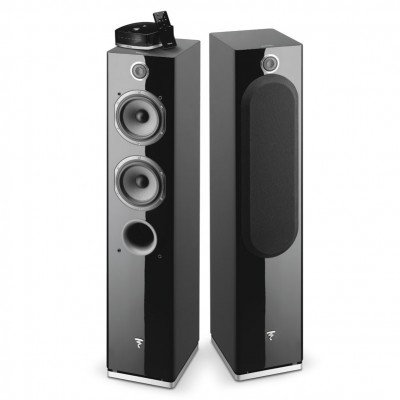 Focal Easya pack 2.1 hub black
