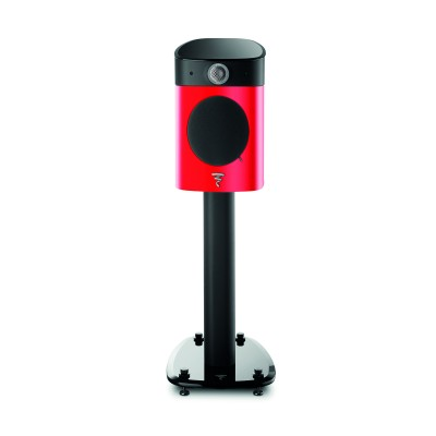 Focal Sopra No1 imperial red laquer