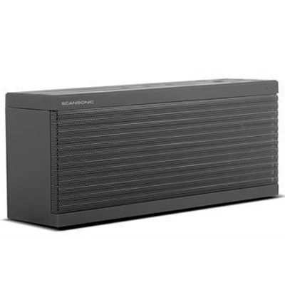 Scansonic BT200 Bluetooth speaker, sivi