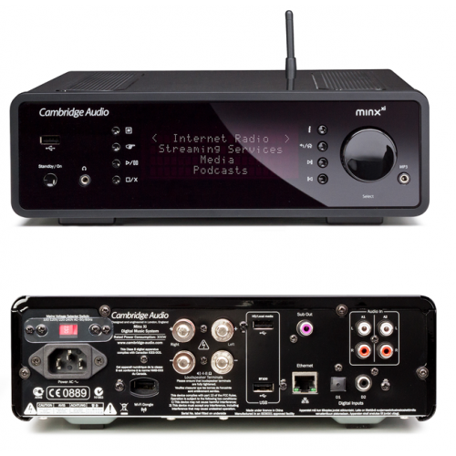 Cambridge Audio MINX XI Digital Audio System