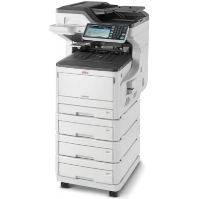 Oki MC873dnv, color MFP, A3, 35ppm, 3 dod.lad.