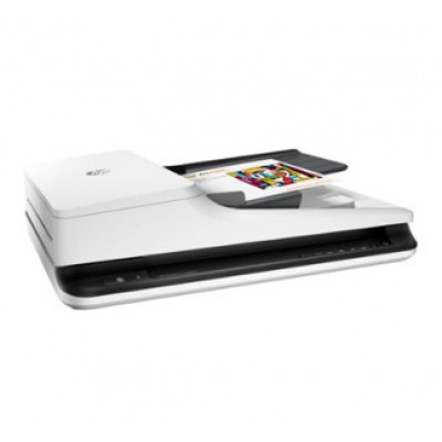 HP ScanJet Pro 2500 f1 Flatbed Scanner, L2747A