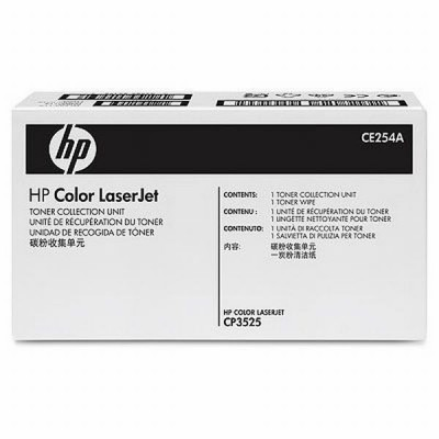 CE254A HP waste toner container