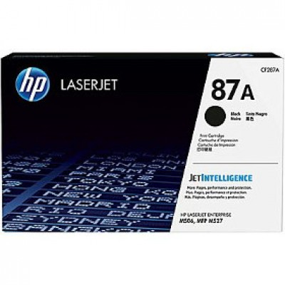 CF287A HP toner, No.87A, 9000 str.
