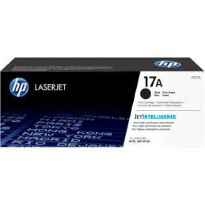 CF217A HP toner, No.17A, 1600 str.