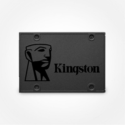 Kingston SSD A400, 480GB, R500/W450, 7mm, 2.5""