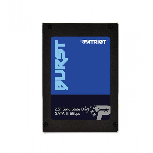 Patriot SSD Burst R555/W500, 480GB, 7mm, 2.5