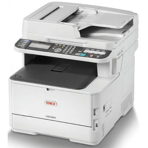 Oki MC363dnw print/scan/copy/fax,26/30,USB+Eth.+WL
