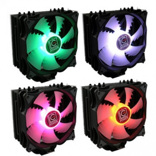 LC-Power Cosmo Cool LC-CC-120 RGB, hlad. za proc.