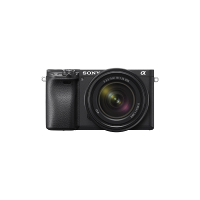 Sony ILCE-6400, 24,2MP, 4K HDR video, body